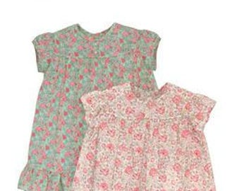 Children's Corner Sewing Pattern Mia 12m-4 Little Girls Dress