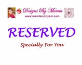 Reserved For L - Fabrics