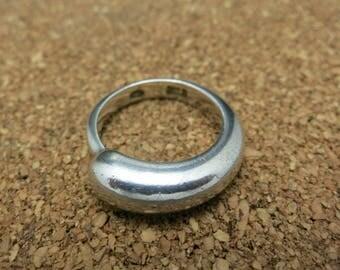 Georg Jensen ring Sterling silver Modern design