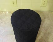 Black Quilted Cover for Lori Gray's Instant Pot Ultra 60