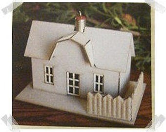 Ornament House Kit/ Craft Supplies*