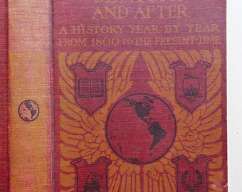 1906 Antique Book Covers