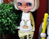 Blythe an antler MTM - Green,Yellow