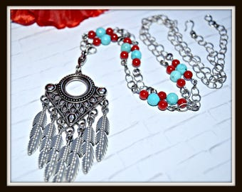Southwestern Style Necklace