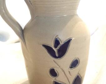 Williamsburg Pottery Jug