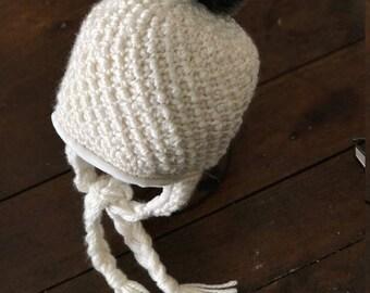 Crochet PATTERN Cumberland Ski Hat Crochet Hat Pattern Includes 6 sizes Newborn, Girls, Boys, Ladies