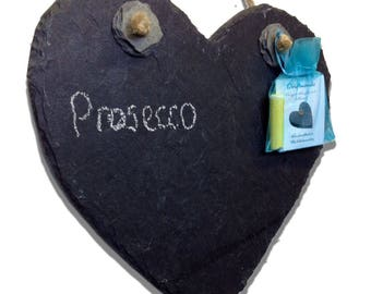 Slate Heart Chalkboard