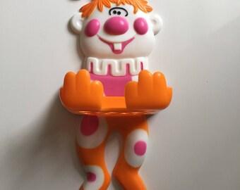 Vintage 1970s Avon Clancey The Clown Soap Dish