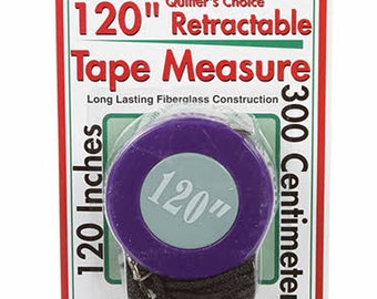 Retractable Tape Measure 120 inch