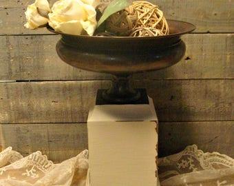 Metal urn Etsy
