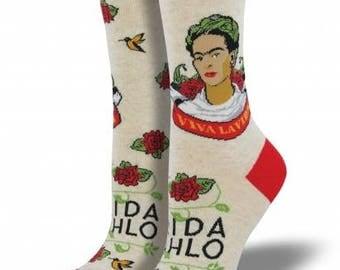 Women's Viva La Frida Socks