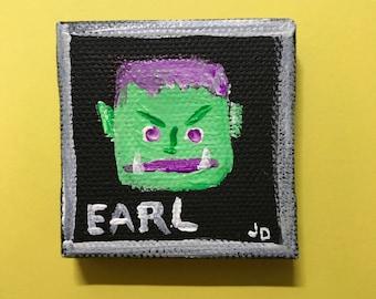Tiny Monster Earl