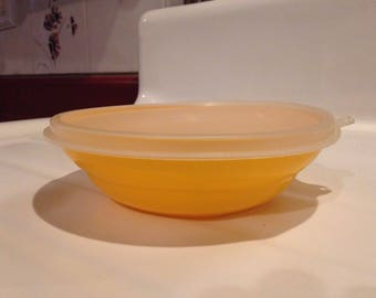 Small vintage Tupperware bowl