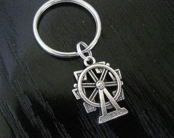 DS Ferris Wheel Key Ring
