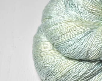Mildew party - Tussah Silk Lace Yarn