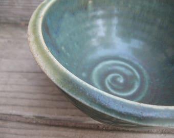 Bird Green Bowl, Salad Bowl, Soup Bowl, Cereal Bowl, Serving Bowl