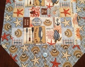 Table Runner - BEACH and shell theme