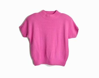 Short sleeve sweater | Etsy