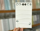 Penguin Playdate - A5 Stationery - 12, 24 or 48 sheets