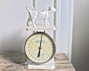 Vintage White Scale on sale