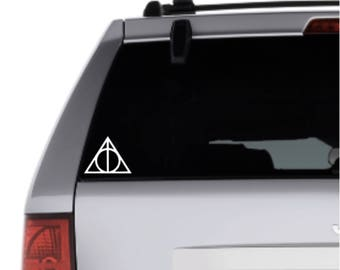 Harry Potter Inspired Vinyl Decal Sticker