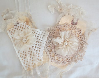 Lace Gift Tags