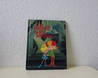 Herself the Elf Story Book, Hardcover, Good Condition. 1983