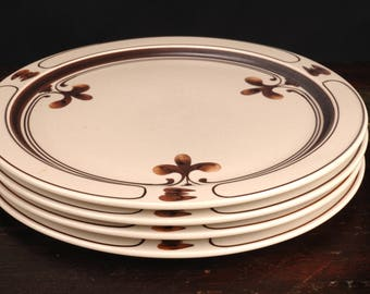 Rosenthal Studio Line, Siena Brown, Dinner Plates, Germany