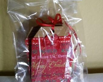 Merry Christmas Etc. Christmas Gift Tags