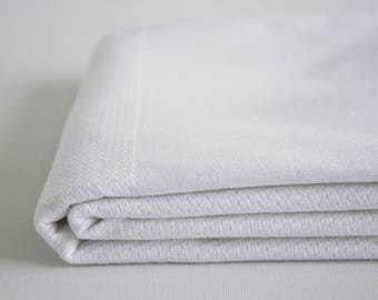 NEW / SALE 50 OFF/ BathStyle / White / Turkish Beach Towel Peshtemal / Wedding Gift, Spa, Swim, Pool Towels and Pareo
