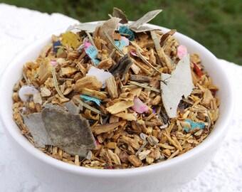 Palo Santo Kapachi Incense - 1 oz, Sacred Space, Purifying, Cleansing, loose incense