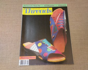Threads Magazine June July 1986 Back Issue Number 5