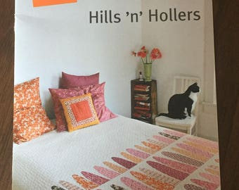 Hills 'n' Hollers,  Quilt Pattern by Denyse Schmidt Quilts