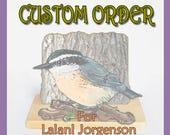Special Order for  Lelanl Jorgenson