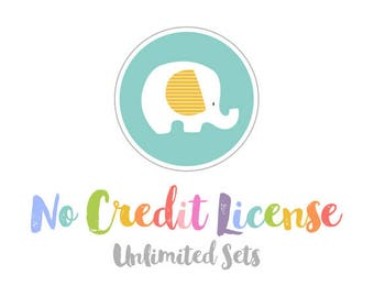 No Credit Commercial License for an Unlimited Number of Sets.