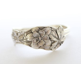 Antique Dainty Wildflower Ring