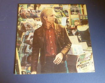 Tom Petty And The Heartbreakers Hard Promises Vinyl Record LP BSR-5160 Backstreet Records 1981