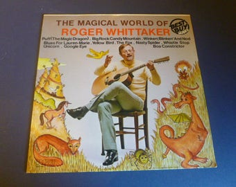 The Magical World Of Roger Whittaker Vinyl Record LP AYL1-3670 RCA Records 1975