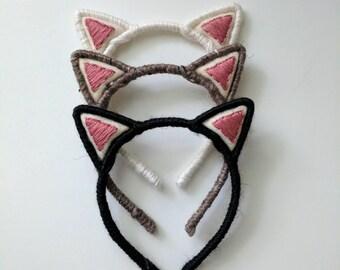 Woodland Kitty Pink #233 // Tukka Tot Essentials