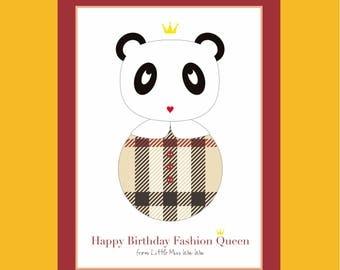 Happy Birthday Fashion Queen!