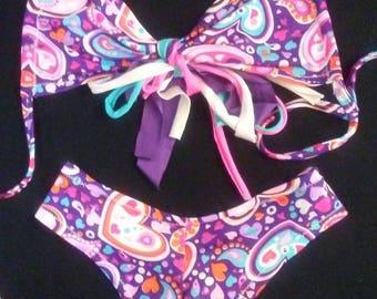 ONLY ONE. micro.- bikini - scrunched butt - sexy - cclubwear- stripper - exotic dancer - pole - dancewear