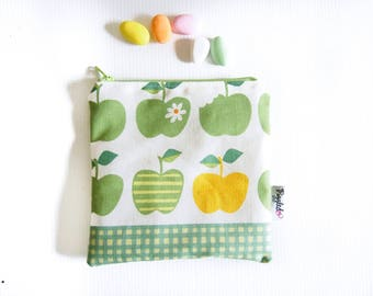 Large Snack Bag (Green Apples)