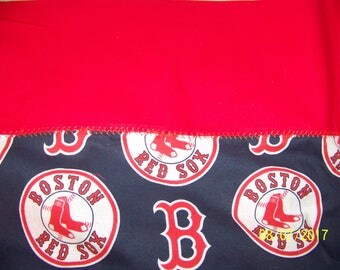 Boston Red Sox Pillow Case
