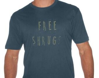 Free Shrugs- T-Shirt