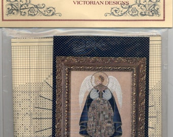 Lavender & Lace: Angel of Love (OOP) - Cross Stitch Pattern