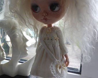 Blythe Ivory Summer Dress & Accessories (BD11017)