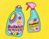 Spring Cleaning Pins