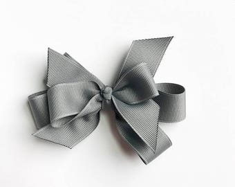 Tycam Handmade Classic Signature Hairbow (set of two)