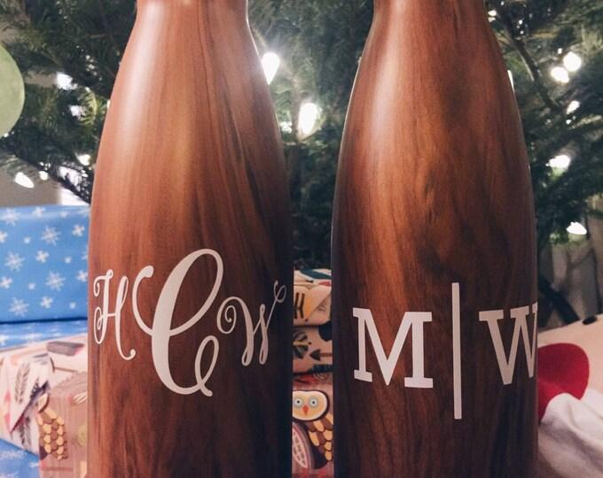 Monogrammed S'well® Bottle