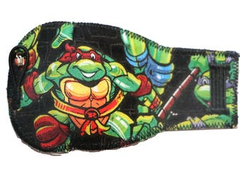 Ninja Turtle Eye-Lids - kids eye patches - soft, washable eye patches for children and adults